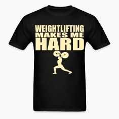 Weightlifting Makes Me Hard