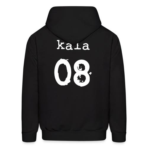 Kala (8 Logo Front) Hoodie I - Men's Hoodie