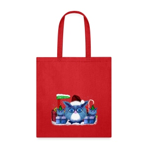 Christmas Puschel - Tote Bag
