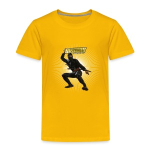 Brood 9 Ninja Shirt - Toddler Premium T-Shirt