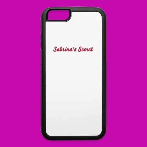 Étui Sabrina - iPhone 6/6s Rubber Case
