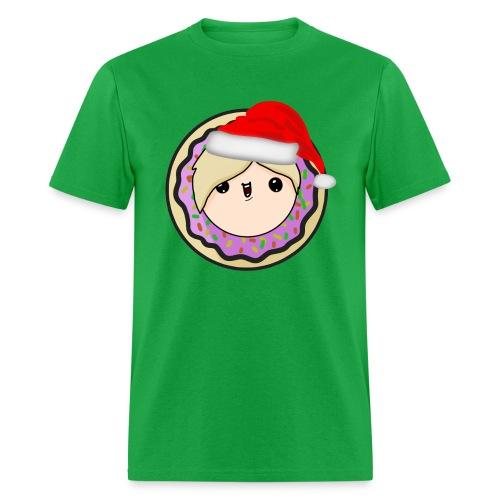 Green Christmas T-Shirt - Men's T-Shirt