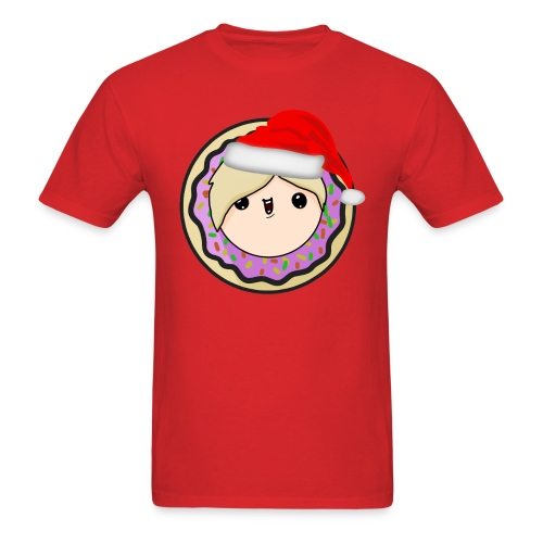 Red Christmas T-Shirt - Men's T-Shirt