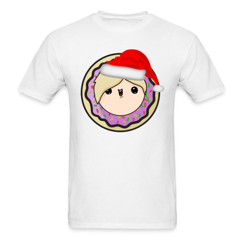 White Christmas T-Shirt - Men's T-Shirt