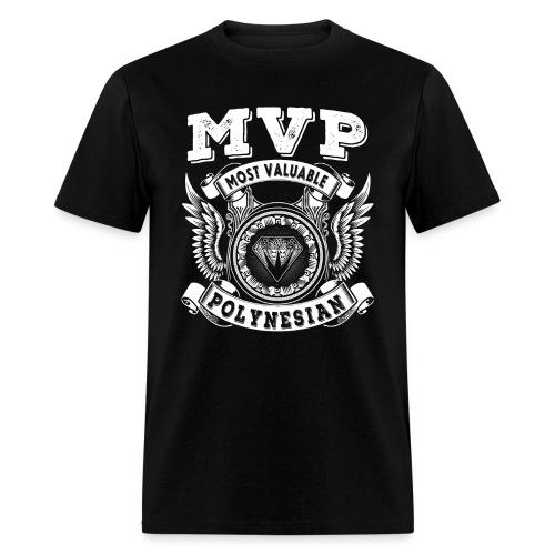 Men's MVP Most Valuable Polynesian - Men's T-Shirt