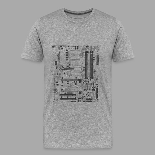 Carte mère - Men's Premium T-Shirt