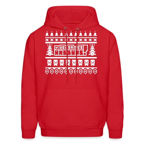 Xmas AWESOME! - Men's Hoodie