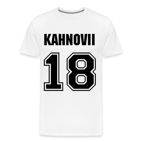 Kahnovii  JC T-Shirt (Male) - Men's Premium T-Shirt