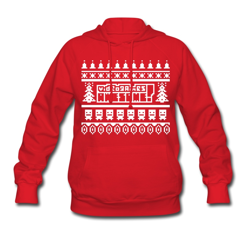 Xmas AWESOME! - Women's Hoodie
