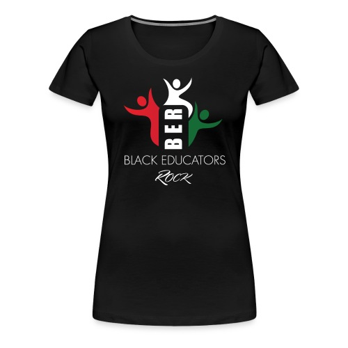 Ladies Black Tee - Women's Premium T-Shirt