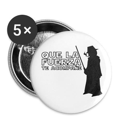 QUE LA FUERZA TE ACOMPAÑE - Small Buttons