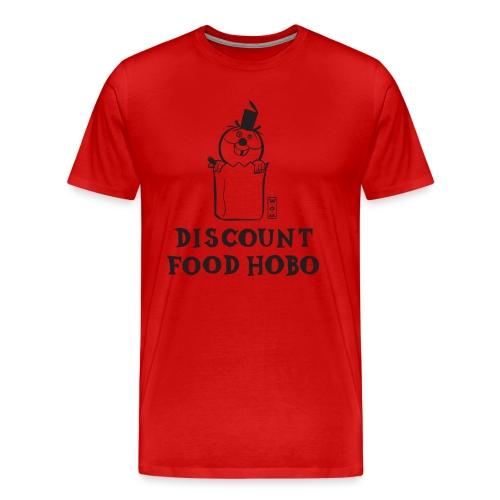 Mission Hill Streets Phone Case - Men's Premium T-Shirt
