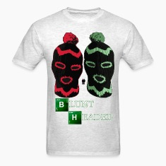 Breaking Blunt T-Shirts