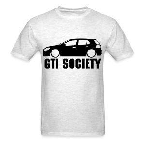 MK6 GTI Black - Men's T-Shirt