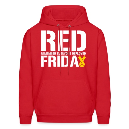 R.E.D Friday - Men's Hoodie