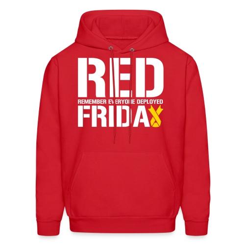 R.E.D Friday - Men's Hoodie