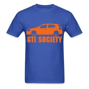 MK6 GTI Orange - Men's T-Shirt
