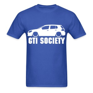MK6 GTI White - Men's T-Shirt