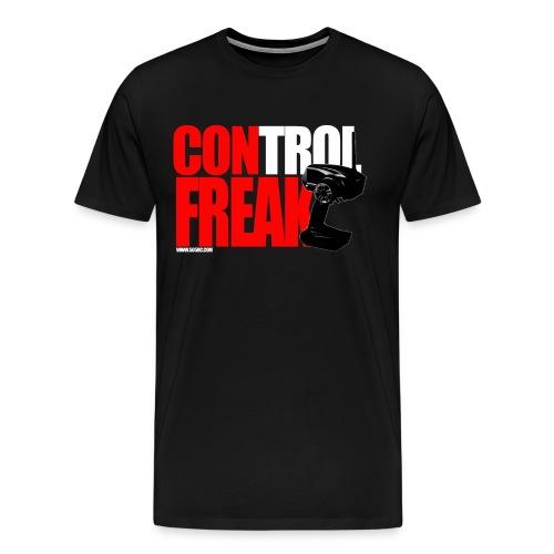 Control Freak Tee - Men's Premium T-Shirt