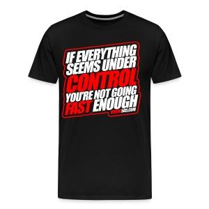 Under Control Tee - Men's Premium T-Shirt