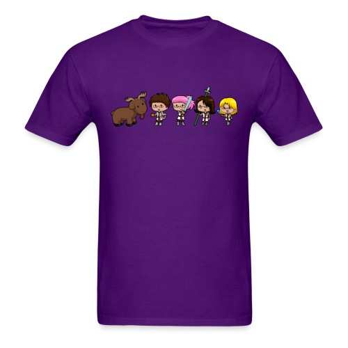 Moose Team (Masc Cut) - Men's T-Shirt