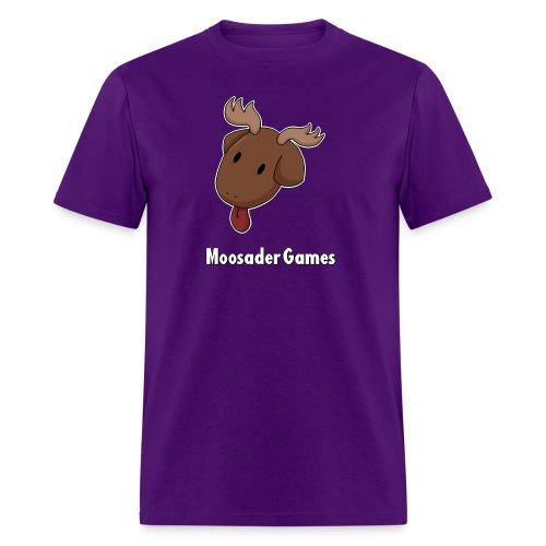 Moose Head (Masc Cut) - Men's T-Shirt