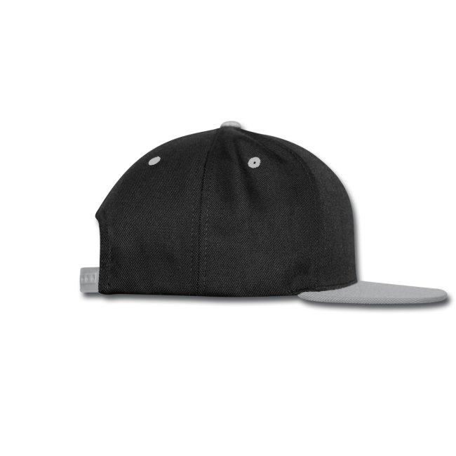 SnapBack Black/Gray