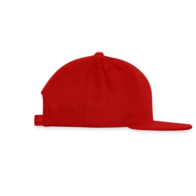SnapBack Red-White
