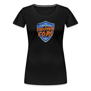 Chopper Cops - Women's Premium T-Shirt