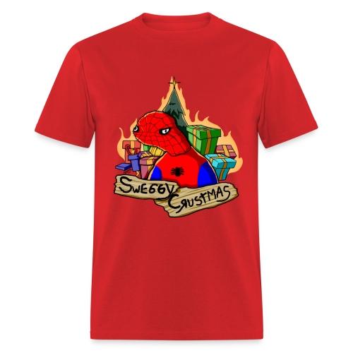 Spodermen Christmas 2015 (Alternate) Men's - Men's T-Shirt
