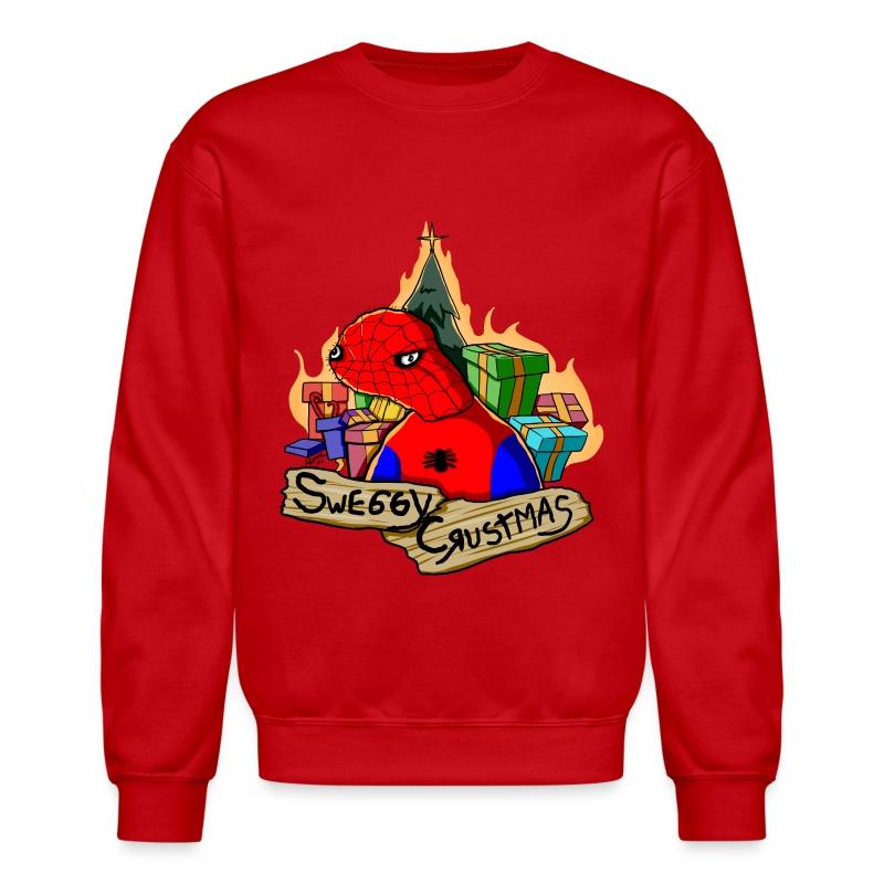 Spodermen Christmas Sweater 2015 - Crewneck Sweatshirt