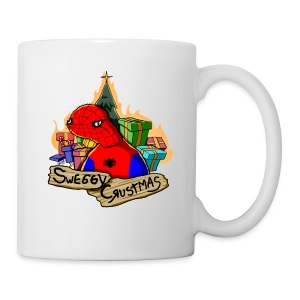 Spodermen Christmas Mug 2015 - Coffee/Tea Mug