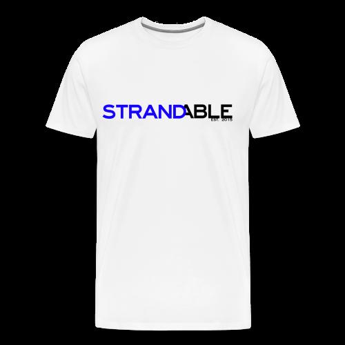 Strandable Tshirt  - Men's Premium T-Shirt