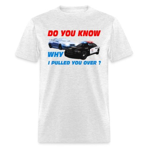 Police - Men's T-Shirt