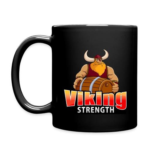 Viking Strength Mug - Full Color Mug