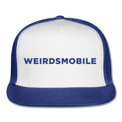 Weirdsmobile White Christmas