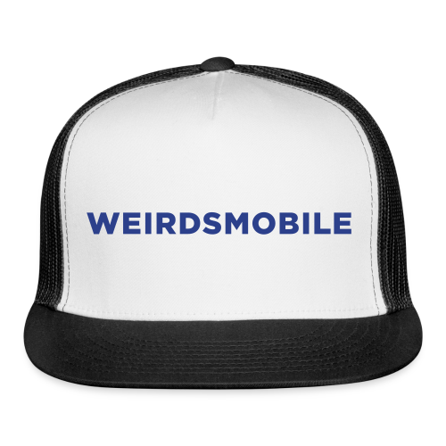 Weirdsmobile Trucker Cap Baseball Hat - Trucker Cap