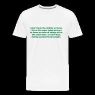 T-Shirts ~ Men's Premium T-Shirt ~ Article 103869513