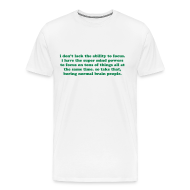 T-Shirts ~ Men's Premium T-Shirt ~ Article 103869513