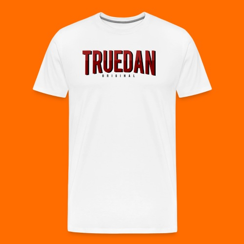 TrueDan Original T-shirt  - Men's Premium T-Shirt