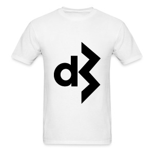 Black DB Logo Tee - Men's T-Shirt