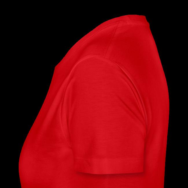 African American Santa Shirts Women's Black Santa T-shirt