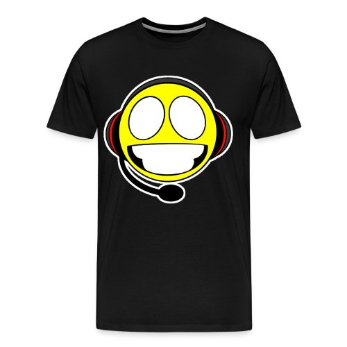 SHEESH Emoji Men's T-Shirt - Men's Premium T-Shirt