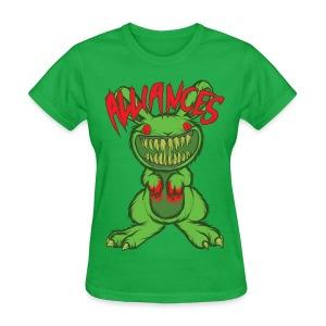 Evil Bunny Womens Tee - Women's T-Shirt