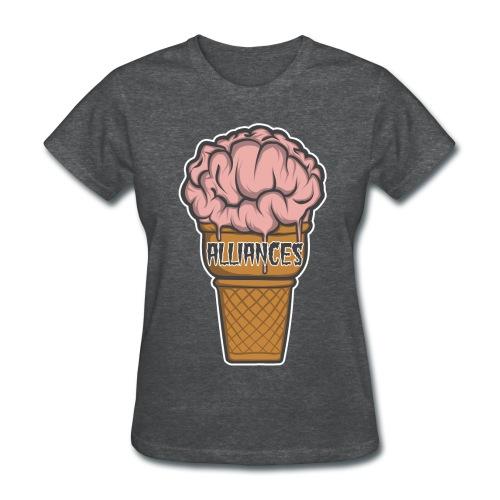Braincream Womens Tee - Women's T-Shirt