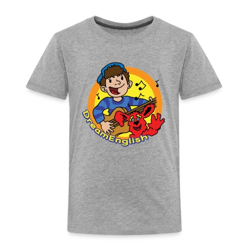 TODDLER T-SHIRT: MATT & TUNES - Toddler Premium T-Shirt