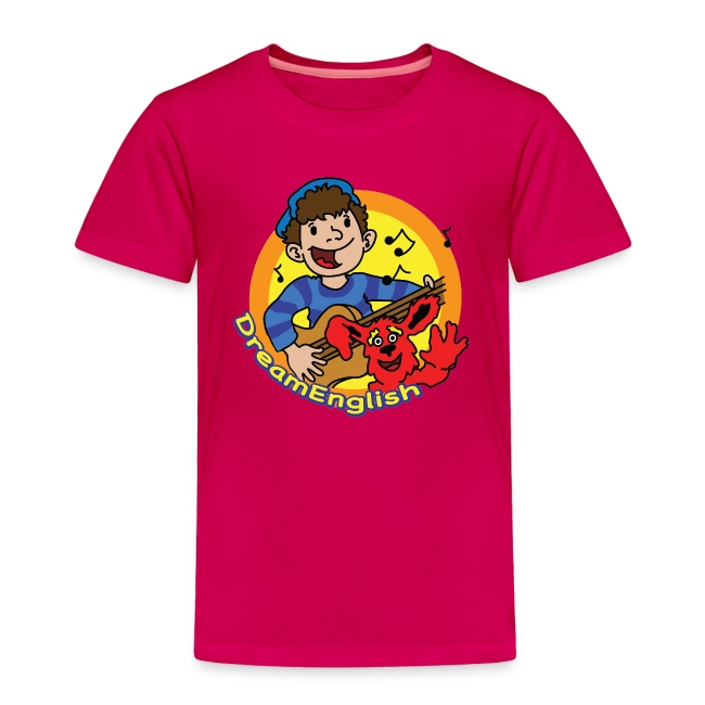 TODDLER T-SHIRT: MATT & TUNES