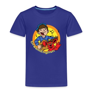TODDLER T-SHIRT: MATT & TUNES - Toddler Premium T-Shirt