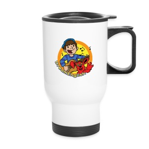 TO GO MUG: MATT & TUNES - Travel Mug
