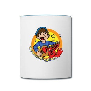 COFFEE MUG: MATT & TUNES - Contrast Coffee Mug